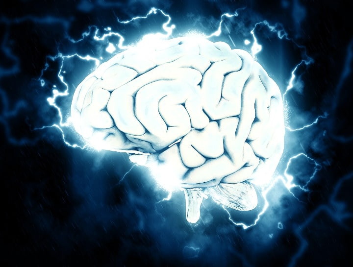 electrified brain
