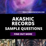 Akashic Records sample questions pinnable image