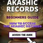 Akashic Records Full Beginners Guide pinnable image