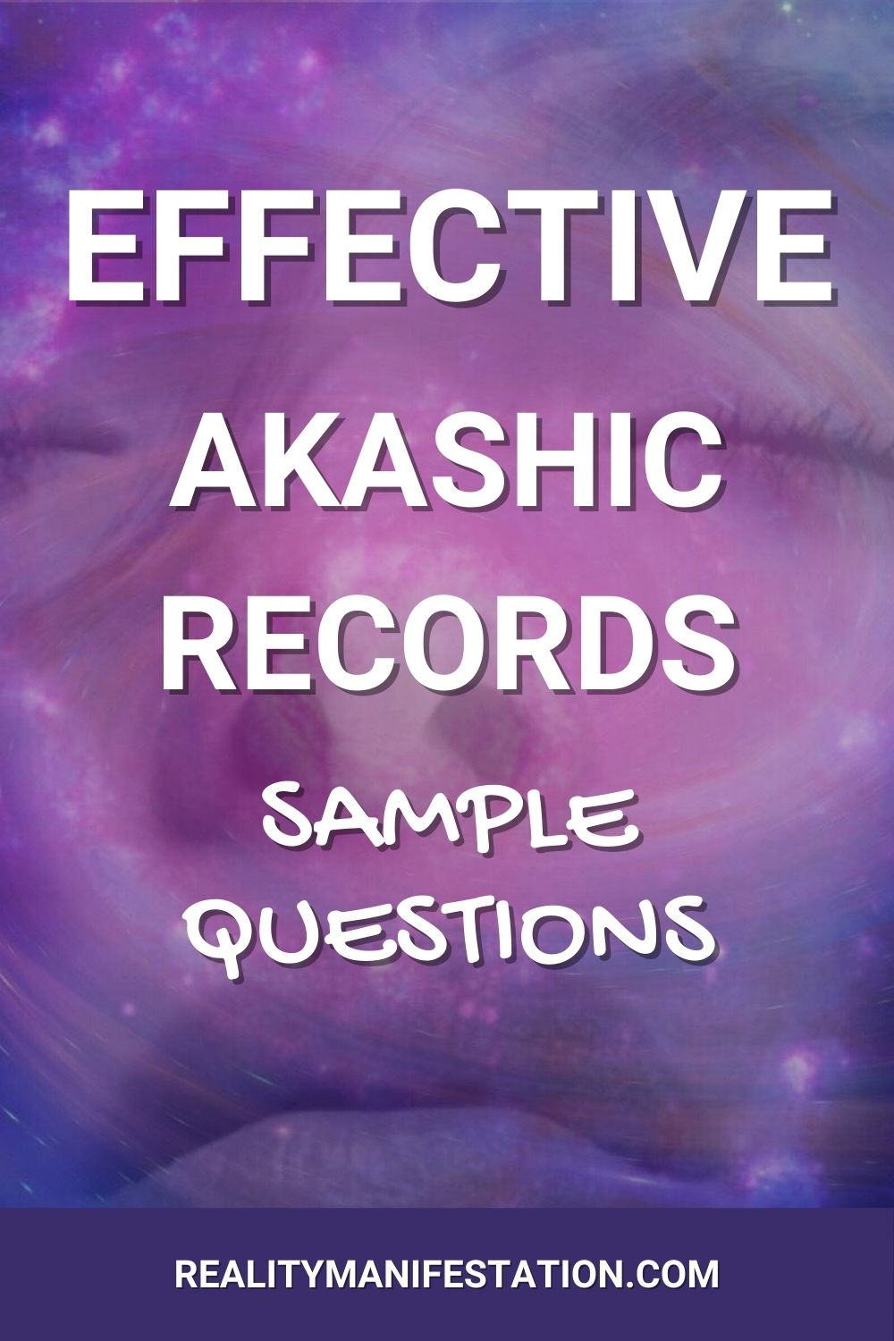 Effective Akashic Records Sample Questions