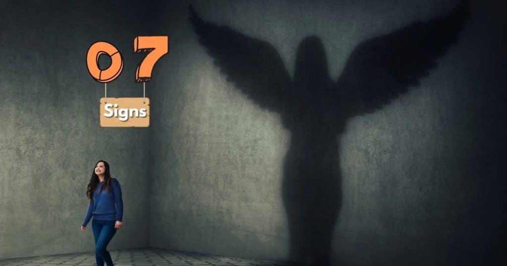 7 Signs Your Guardian Angel Is Trying To Contact You blog featured image